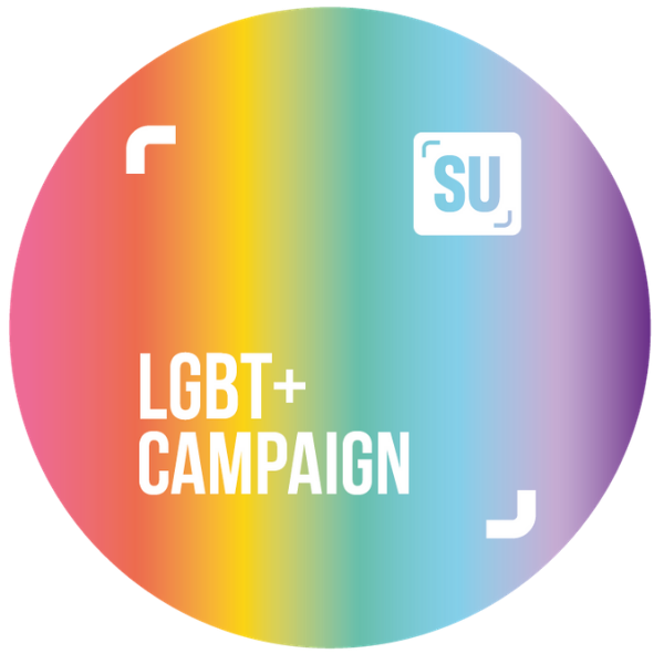 Cambridge SU LGBT+ campaign logo